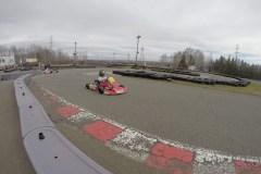 Ouverture hâtive pour le KCR Karting de Château-Richer