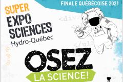 Belle cuvée de lauréats locaux à la Super Expo Sciences