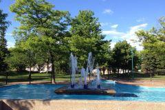 Améliorations apportées aux parcs locaux