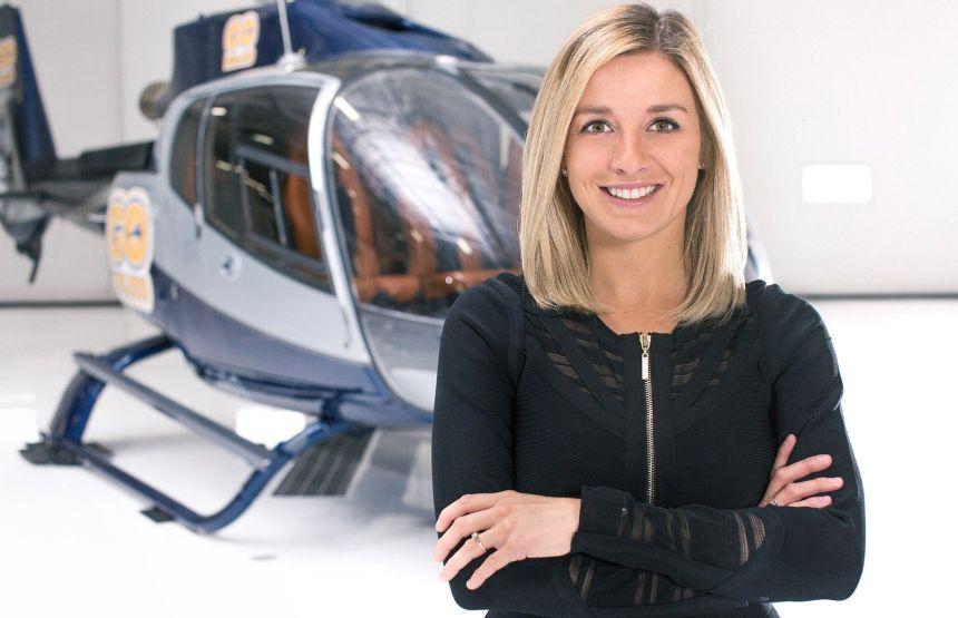 Stéphanie Huot se distingue aux Grands prix relève d'affaires