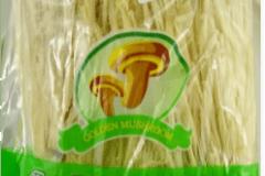 Rappel de Champignons d'enoki  de marque Golden Mushroom et de poudre pour boisson santé