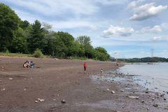 Frais additionnels pour l'étude de stabilisation de la plage Jacques-Cartier
