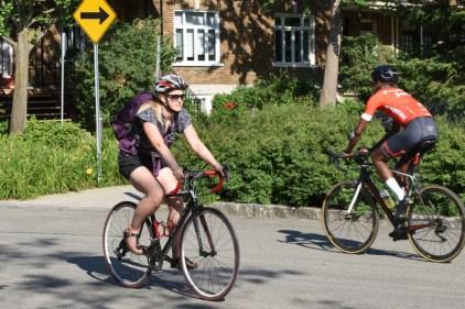 Nouveaux tronçons de pistes cyclables