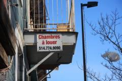 Capitale-Nationale: 16 000 ménages dans des logements inabordables