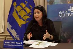 Mairie de Québec: Équipe Labeaume devient Équipe Savard