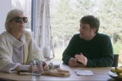 Normand Daneau à l'affiche du film Le miroir