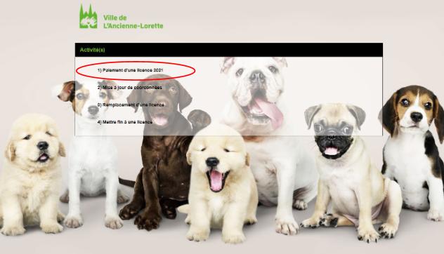 Nouvelles plateforme de gestion animalière à L'Ancienne-Lorette