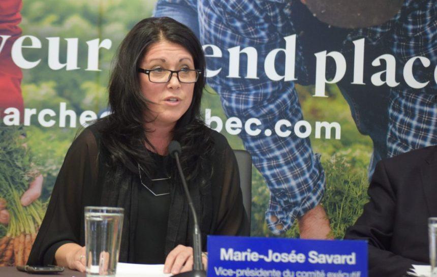 Marie-Josée Savard pressentie à la mairie de Québec
