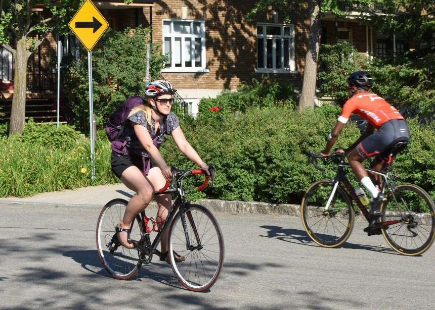 Bonification du réseau de pistes cyclables