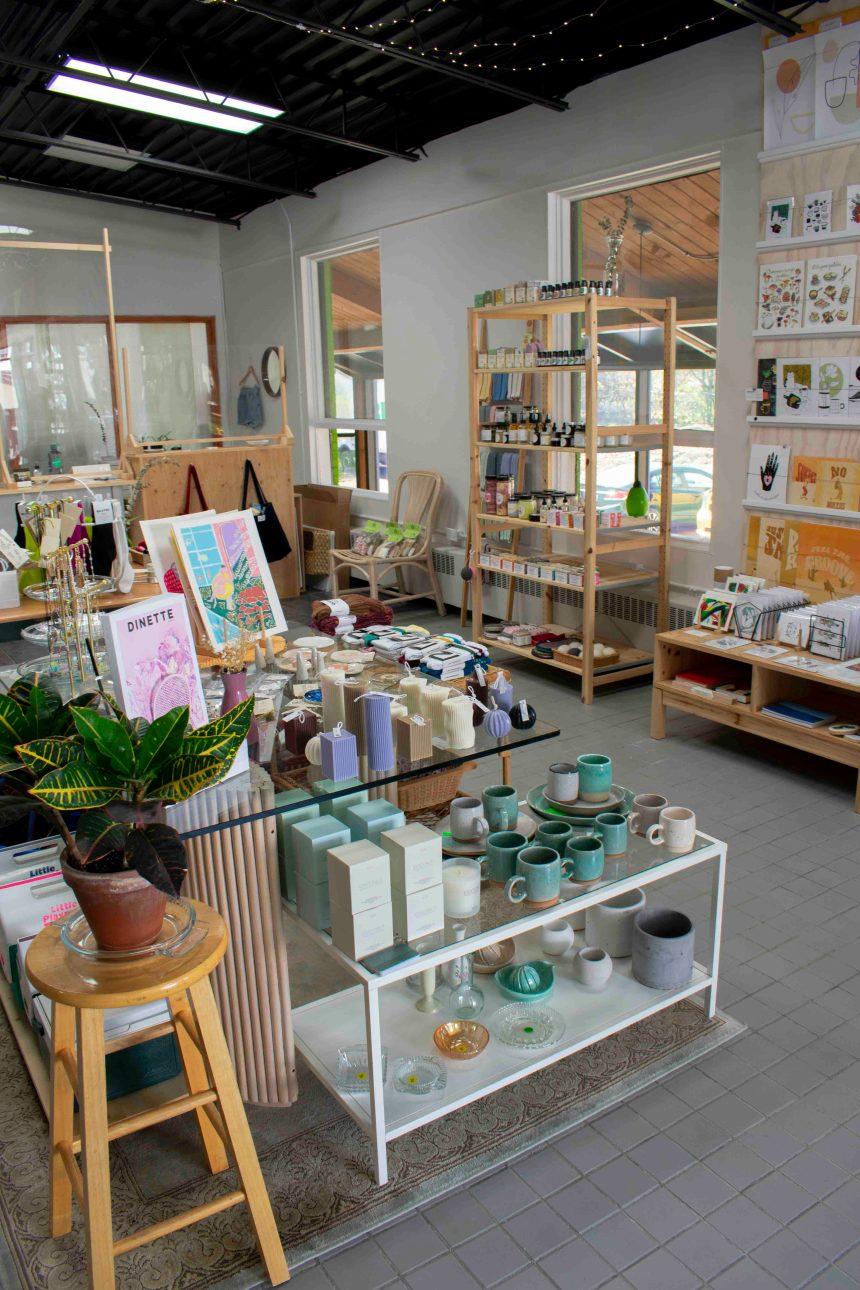 Tous Jours boutique s'offre un renouveau