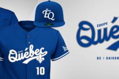 Les couleurs d'Équipe Québec dévoilées