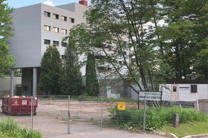 Vandalisme déploré au pavillon Saint-Rédempteur