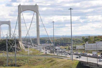 Suite des travaux sur le pont Pierre-Laporte dès le 8 août