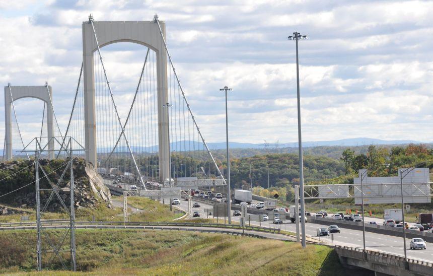 Entraves majeures tout l'été sur le pont Pierre-Laporte