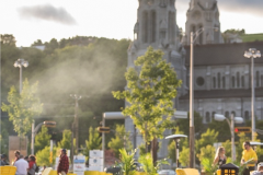 Mise en valeur du cœur de Sainte-Anne-de-Beaupré