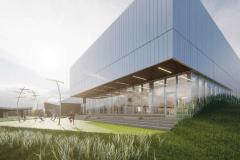 Piscine: le projet sera livré en janvier 2022