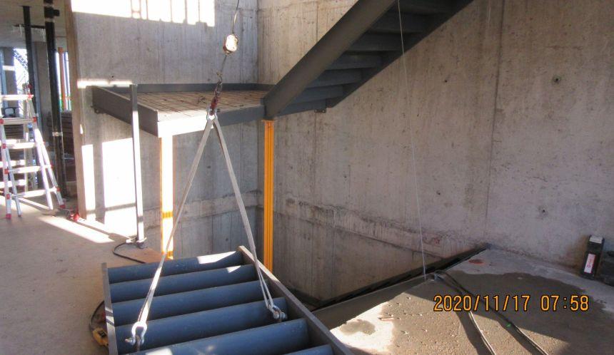 Un escalier instable a causé la mort du travailleur Emmanuel Tremblay
