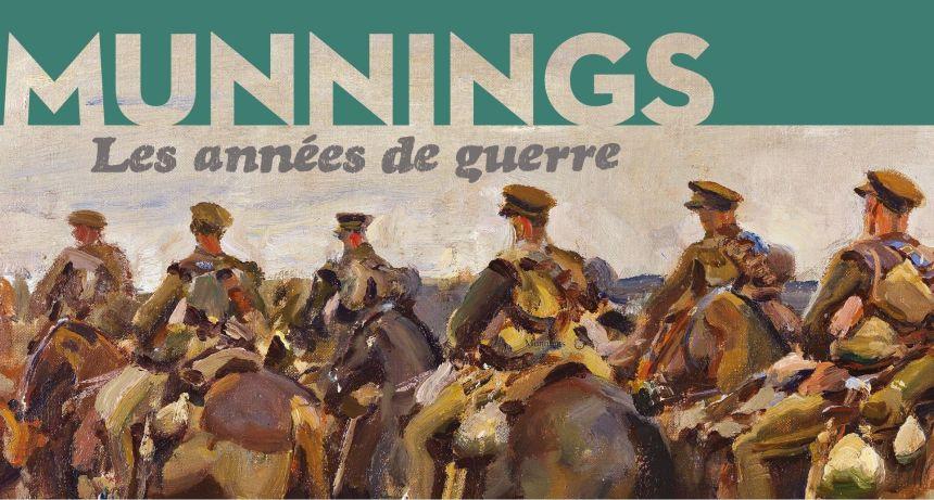 La guerre et les chevaux à l'honneur à la Villa Bagatelle