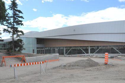 Deux jours de fête pour inauguré le Centre de glaces