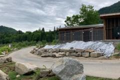 Des travaux qui s'étirent au Parc national de la Jacques-Cartier