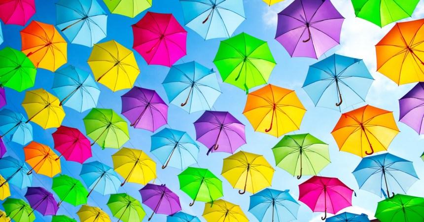 Invitation – Événement : Danse des parapluies