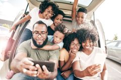 Cinq activités amusantes à faire en famille
