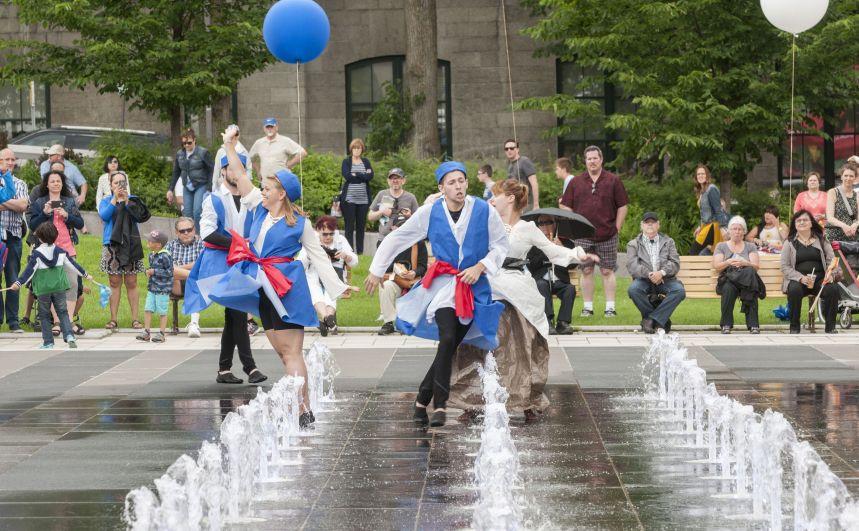 La ville de Québec célèbre ses 413 ans!