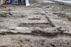 Trésors du passé découvert sur le boulevard René-Lévesque