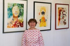 Des femmes en aquarelle