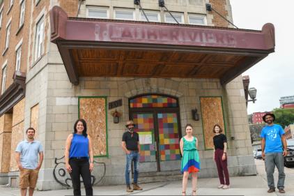Surprendre les visiteurs près de Lauberivière