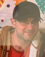 Disparition d'adulte, Abel Roux, 40 ans
