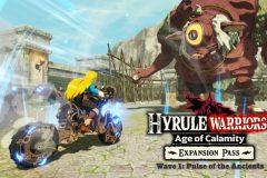 Pulse of the Ancients, la première extension d'Hyrule Warriors: Age of Calamity, est arrivée