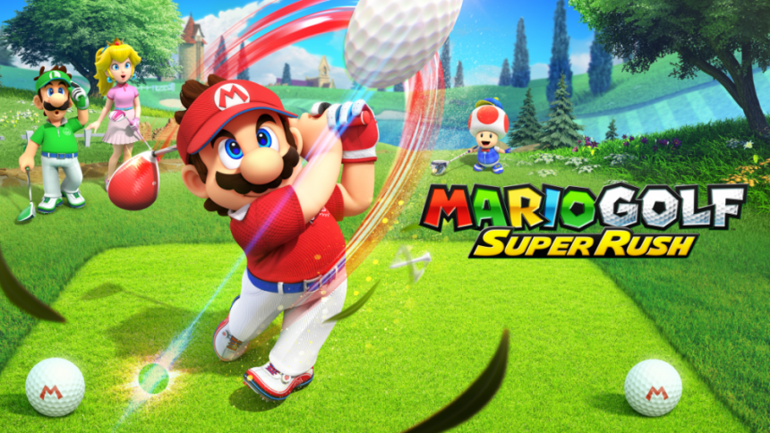 Mario Golf Super Rushde retour après 17 ans