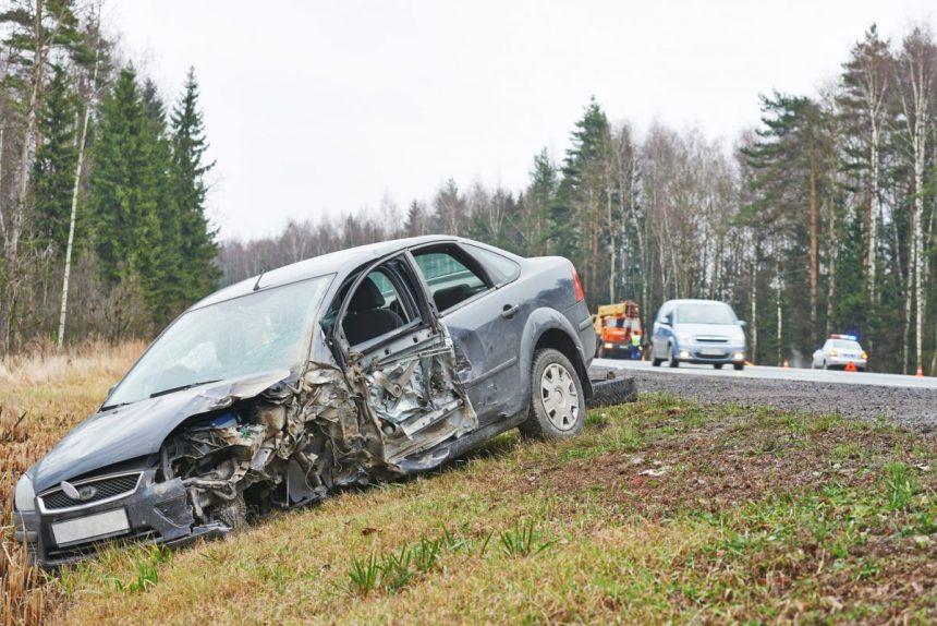 Collisions routières en milieux ruraux