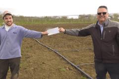 Le camp d'entraînement agricole 2021