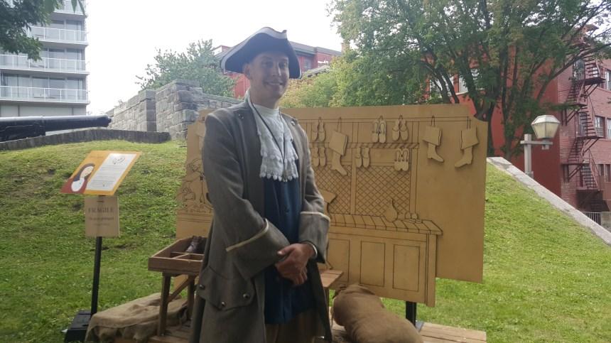 La Nouvelle-France sous forme de chasse au trésor