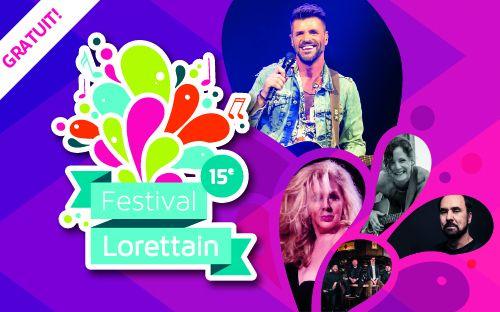 Retour du Festival Lorettain… sur réservation