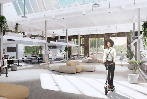 La Ville de Québec dévoile le projet «Le Garage»