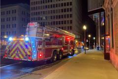 Une fuite de gaz provoque un incendie au Théâtre Le Diamant
