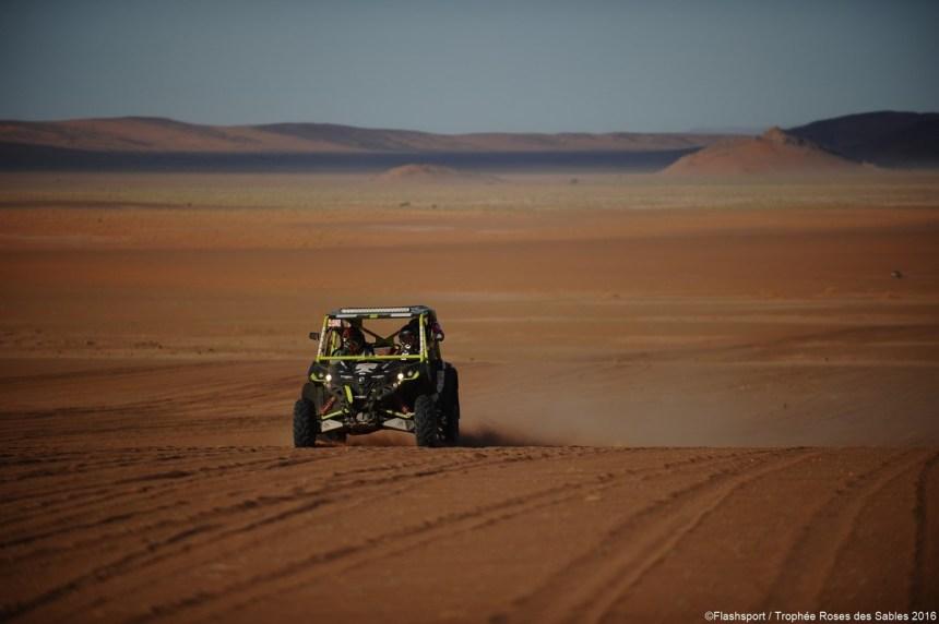 Des Québécoises à l'épreuve du désert marocain