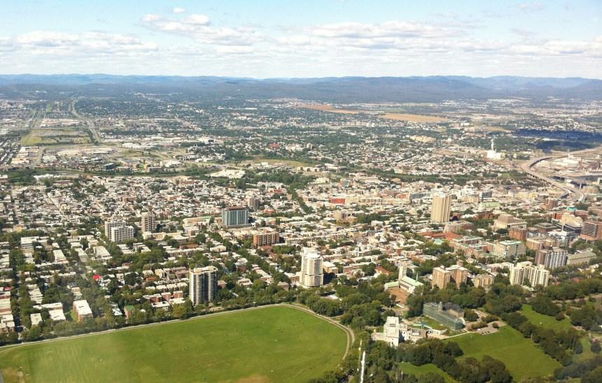 Les valeurs foncières évitent l'effet de surchauffe à Québec