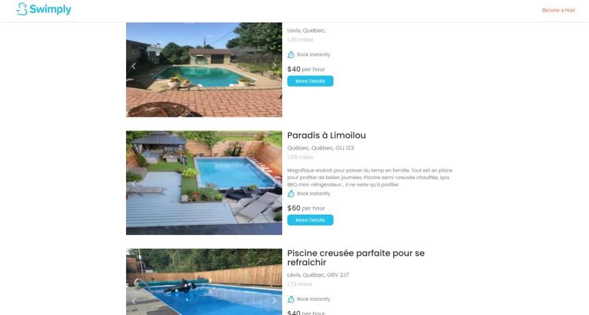 Louer sa piscine: ne pas négliger les assurances