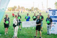 Desjardins appui le soccer local