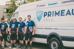 Primeau Vélo acquiert Sport Olympe
