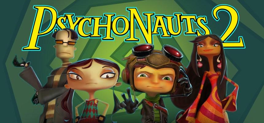 Libérez votre esprit dans le tout nouveau Psychonauts 2