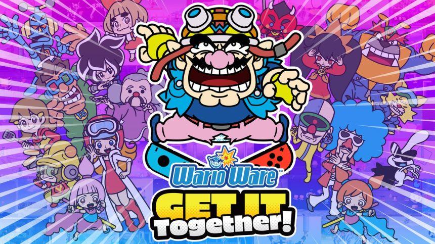 WarioWare Get It Together! est un titre qui vous fera rire en famille