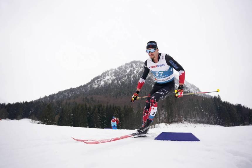 La vie d'un aspirant athlète olympique