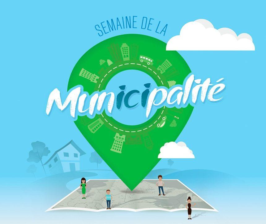 Semaine de la municipalité 2021