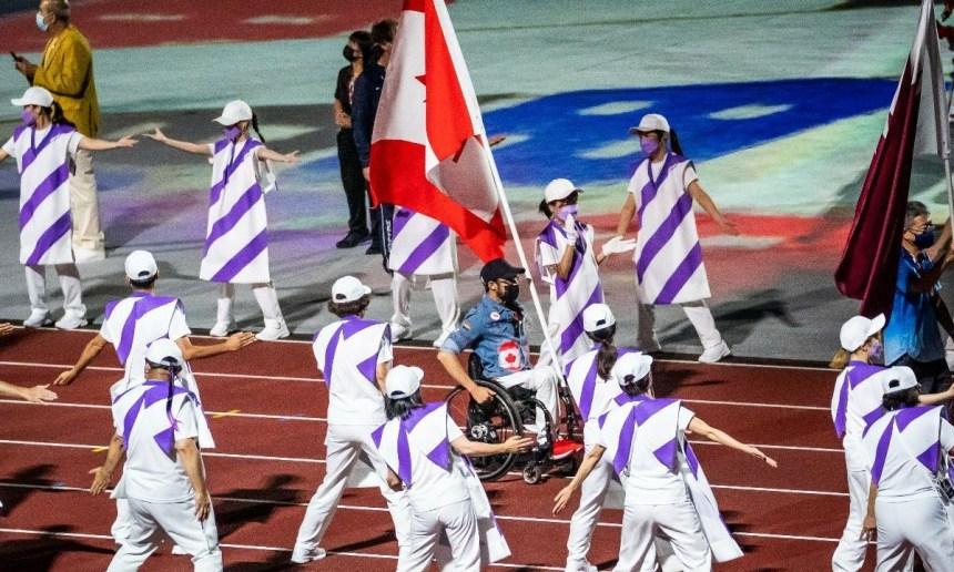 Jeux paralympiques: deux médaillés dans la région de Québec