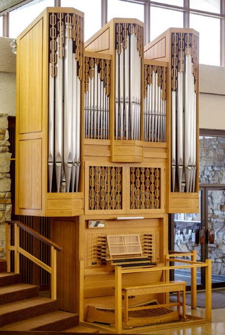 Bach à l'orgue